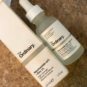 The Ordinary-Niacinamide and Zinc Blemish Formula